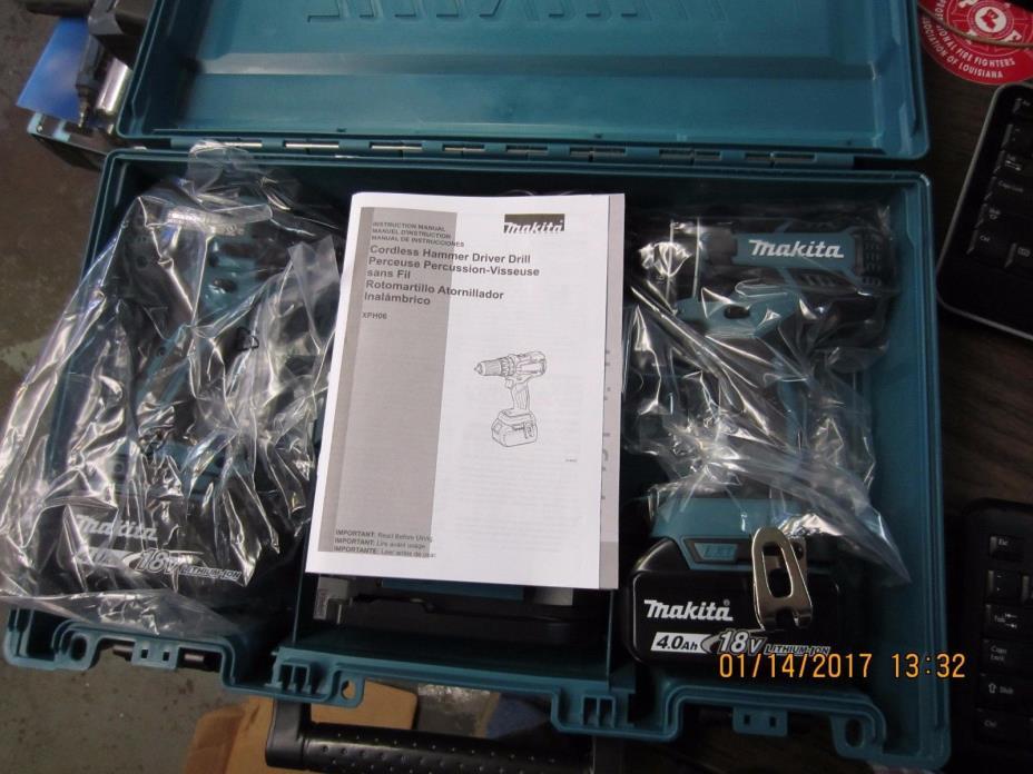 Makita 18V LXT Brushless Cordless 2 Pc Combo Kit