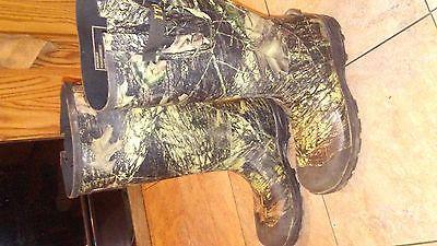 Itasca Swampwalker Rubber Boots uninsulated mens sz 12