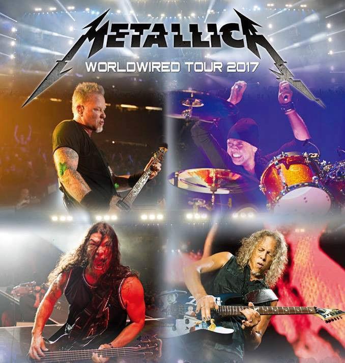 2 Metallica Concert Tickets Denver CO 6/7 Original Hard Ticket (not e-ticket) GA