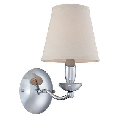 Lite Source Althea LS-1399 Wall Lamp, 1-Light