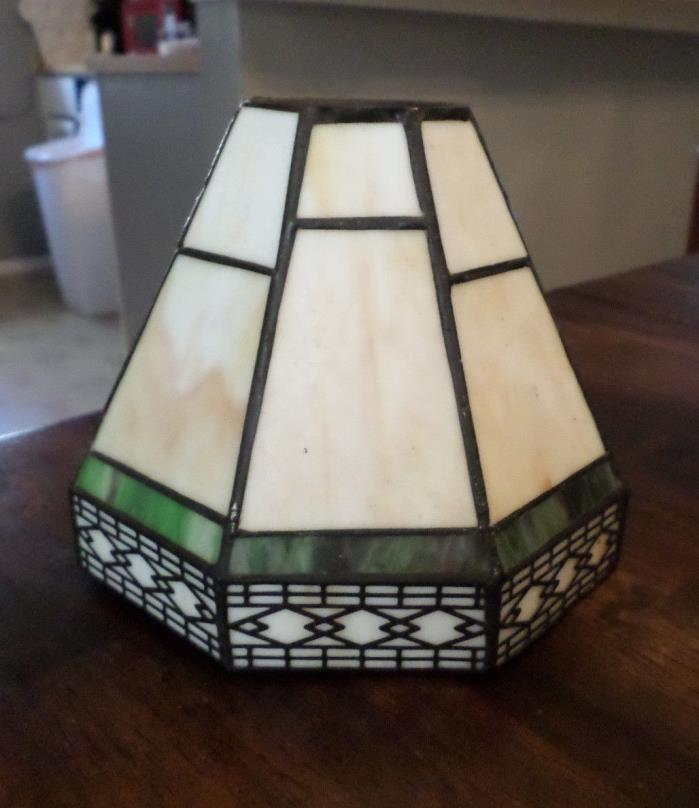 Small Stained Glass Lamp Shade 5