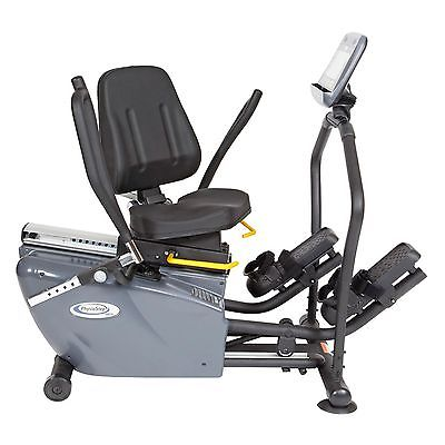 PhysioStep MDX Recumbent Elliptical Trainer (compare to NuStep) | FREE Mat