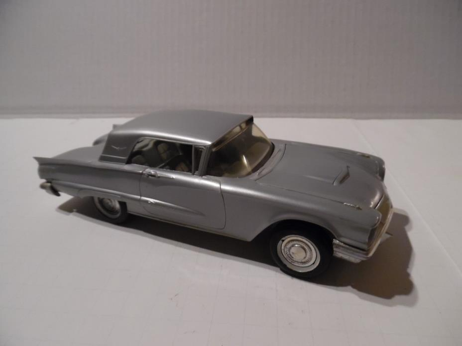 1960 Ford Thunderbird promo car