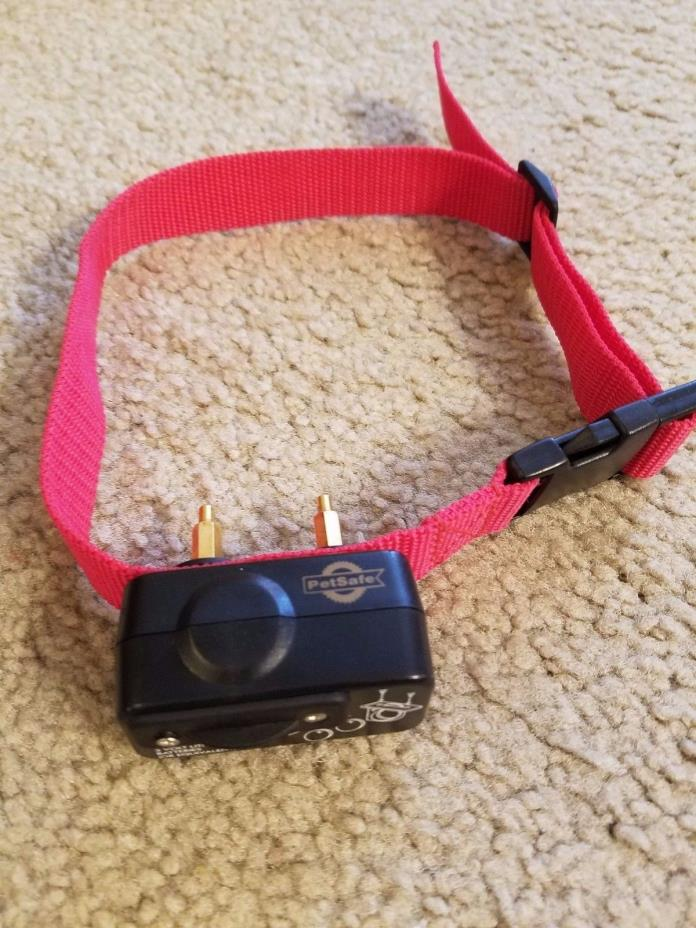 Petsafe IF-200 Wireless Collar Receiver for IF-100 or PIF-300 Instant Fence EUC