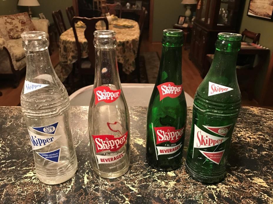 LOT OF 4 vintage SKIPPER