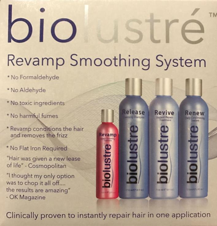 Biolustre Revamp Smoothing System