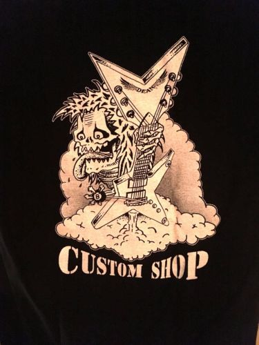 Dean Guitars Tshirt Size Med