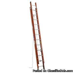 24' Werner extension ladder