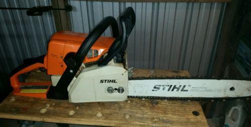 Stihl MS 250 Chainsaw