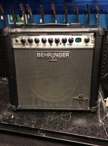 Behringer GX110 Guitar Amp
