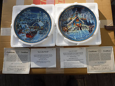 Dominion China's Heartfelt Traditions Collection, (complete 4 plate set)