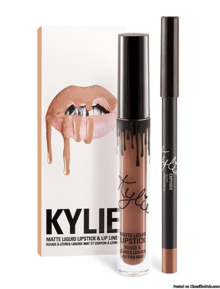 Kylie Lip Kit Sample