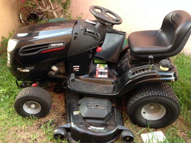2004 Craftsman Gt5000 Garden Tractor : Craftsman garden tractors for sale classifieds