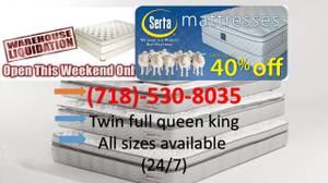 Mattress Sale BEST PRICES..MATTRESS. DOUBLE SIDED. FIRM. (mattress warehouse)