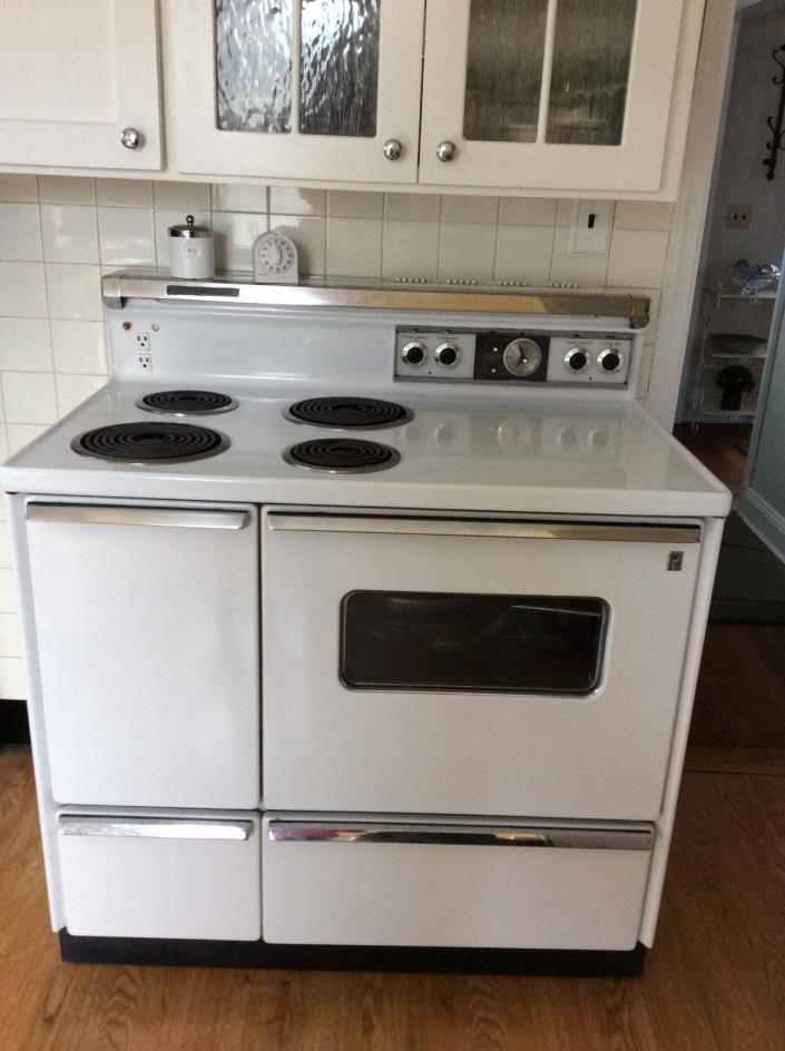 Antique General Electric Range Stoves ~ Ge vintage stove for sale classifieds