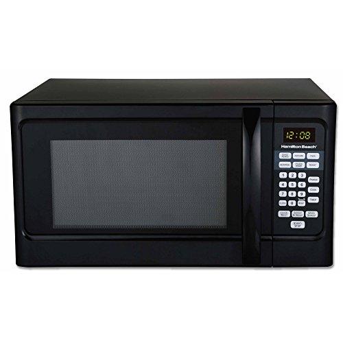 Hamilton Beach Microwave Oven, Black