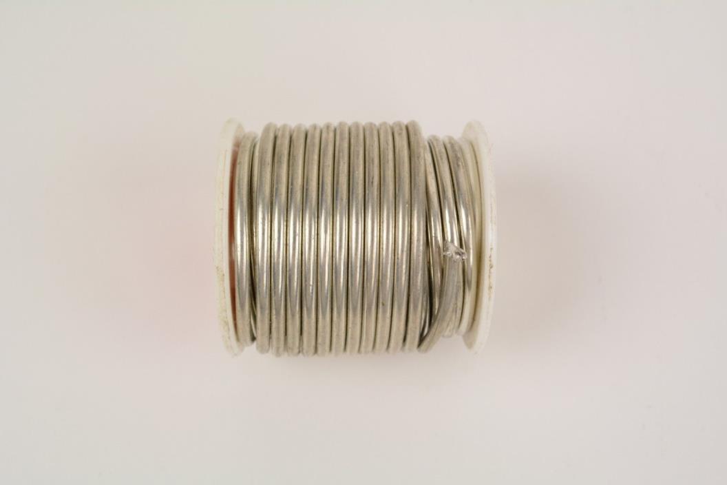 1lb- Of Used Oatey Safe-Flo Silver Lead Free Solder 29025