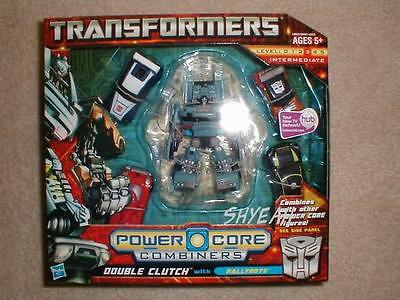 Transformers PCC Double Clutch RALLYBOTS Power Core