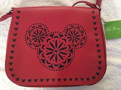 Vera Bradley Walt Disney Red Mickey cross body bag