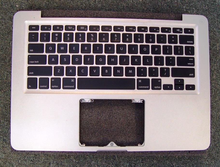 Macbook Pro A1278  2011 2012 Keyboard Top Case without  Trackpad  fully tested