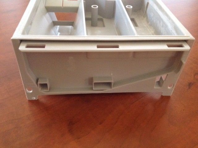 USED (EXCELLENT CONDITION) FRIGIDAIRE WASHER DISPENSER DRAWER #131271910