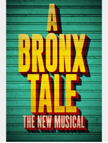 A Bronx Tale 2 tickets March 25th 8pm show