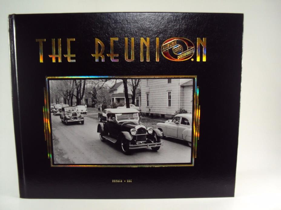 Auburn Cord Duesenberg The Reunion Book 54th 2009 Vintage Cars 943/1000 Indiana