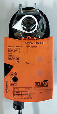 Belimo AM24LON-US Direct Coupled Damper Actuator Motor