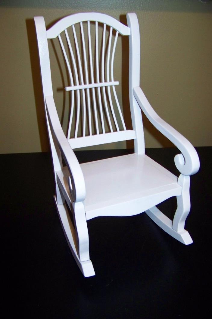 Large Rocker Solid Wood Rocking Chair For Sale Classifieds