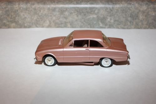 1960 Copper Ford  Falcon Promo Car