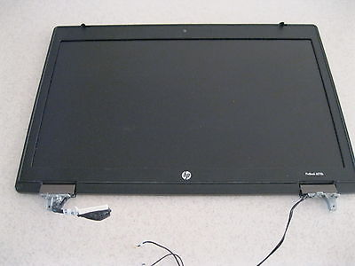 HP Probook 6570b 6560b LCD Screen and Lid Complete with Camera, Bezel and Hinges