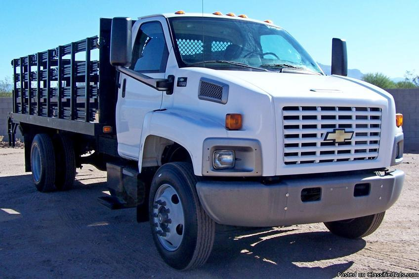 2005 Chevrolet 6500 Stake Bed*Super Low Miles*