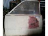 ISUZU Truck Door Driver Side (Pearl River)