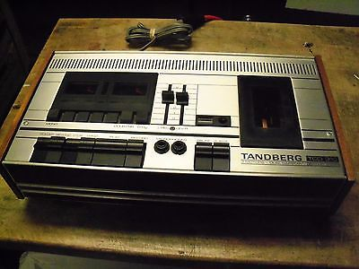 Tandberg TCD 310 cassette recorder  ***FOR REPAIR***
