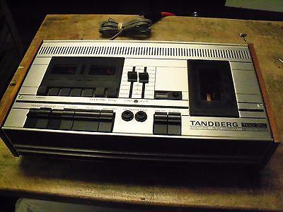 Tandberg TCD 310 cassette recorder  ***FOR REPAIR***