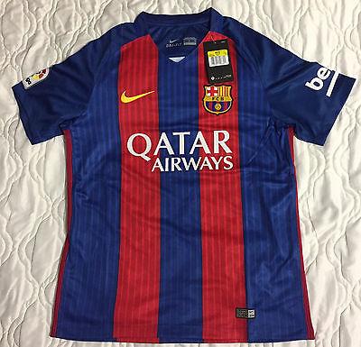 Lionel Messi Barcelona Men Jersey