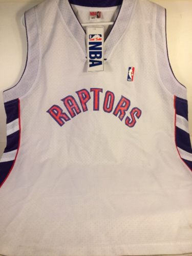 NEW WITH FLAWS Toronto Raptors Jersey NBA