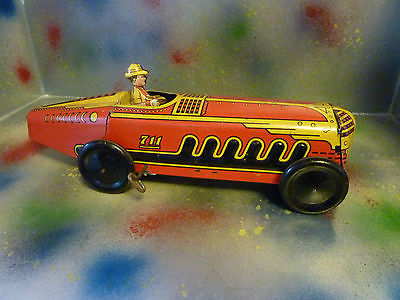 Vintage Marx # 711 Race Car
