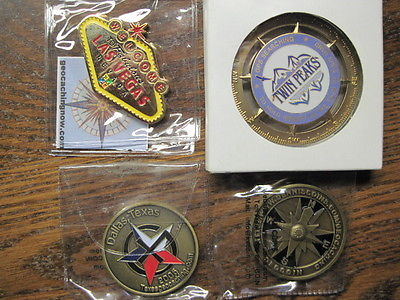 Twin Peaks, Las Vegas, Nevada, Fort Worth 2005, CONEJO Caching Trackable Lot 12a