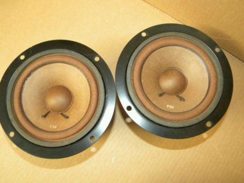 Pioneer 88A Mid Range Speakers FB Cone