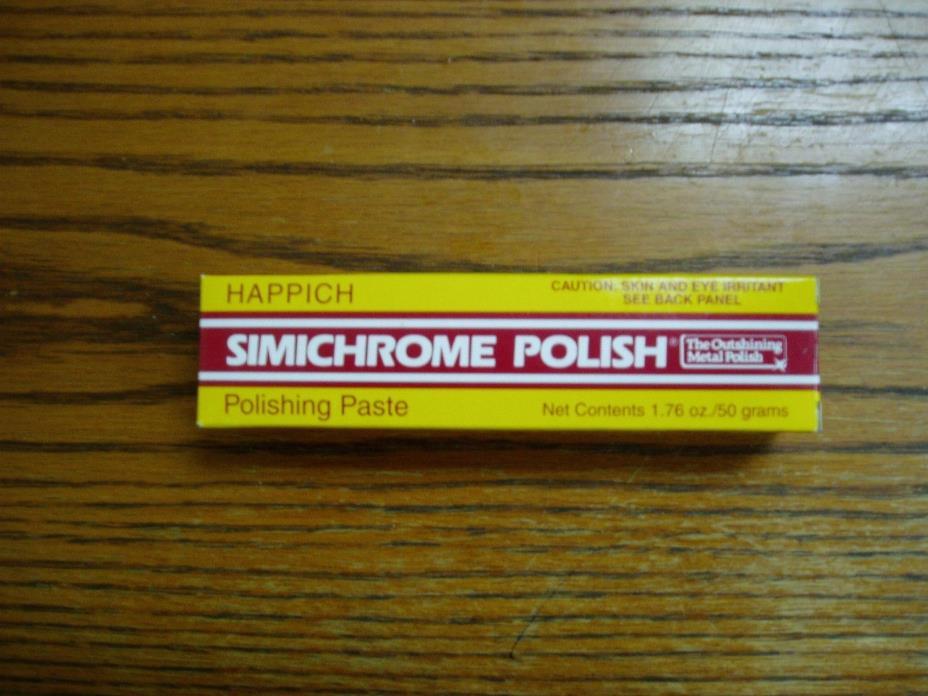 Tube of SIMICHROME POLISH 1.76