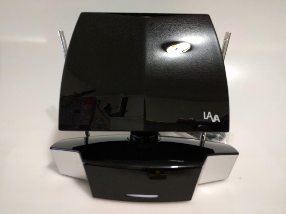 NEW NIB Lava HD-800 Indoor HDTV antenna UHF VHF FM - FREE SHIPPING