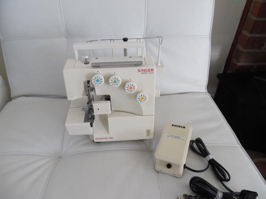 serger sewing machine for sale
