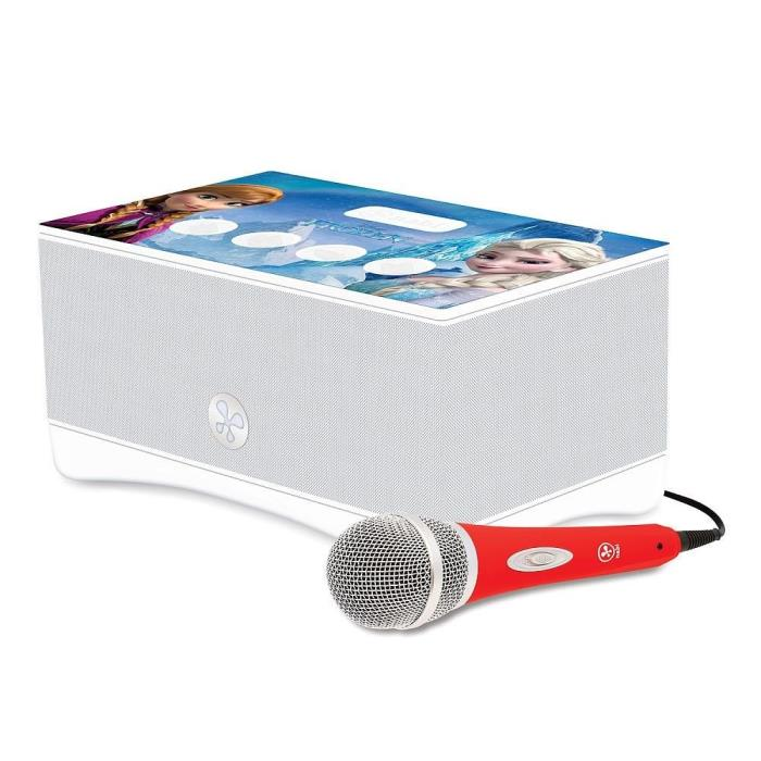 BRAND NEW Sealed Nabi Karaoke Box Bundle With Microphone Disney Frozen NIB