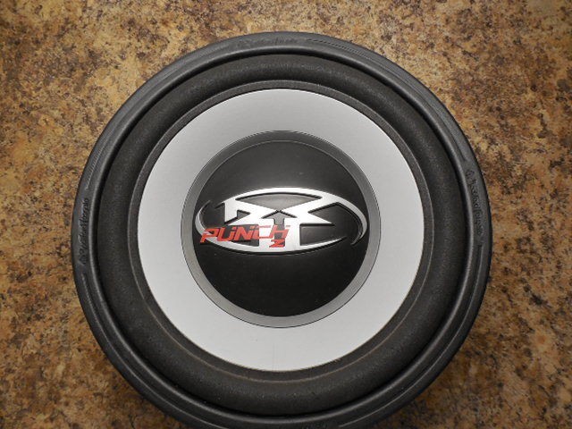 Rockford Fosgate Punch Subwoofer - For Sale Classifieds