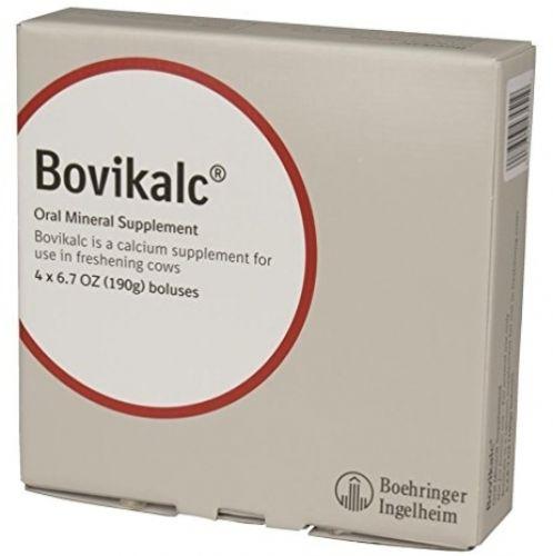 029002 Bovikalc Calcium Supplement , 4Count