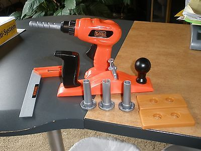 Black & Decker Toy Drill and Tools