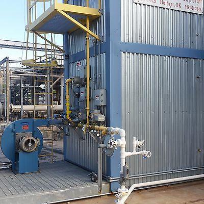 Regenerative Thermal Oxidizer (Air Emissions Control Equipment)
