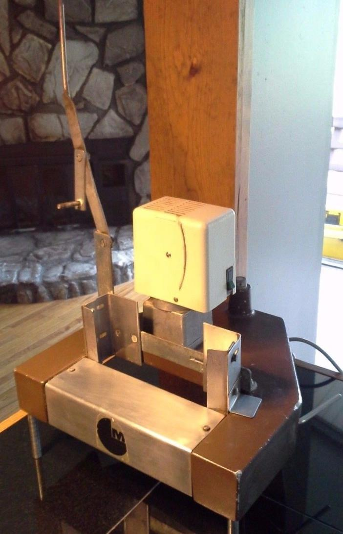 Glottermetall GM 500 Chocolate Shaver Machine / Planing / Rasper / Pastry