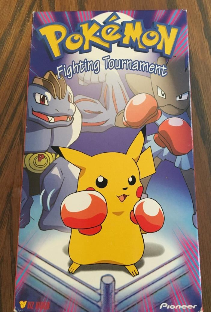 Pokemon Vhs Tapes - For Sale Classifieds